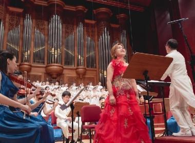 CGM福音和平交響樂團百人合唱團及交響樂團編制演出