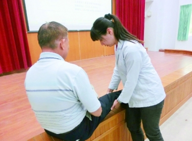 キリスト教福音宣教会は衛生教育講座を開催し、人々に予防は治療に勝ることを気付かせた。