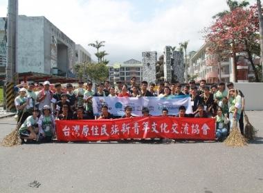 CGM志工團社區掃街服務